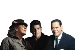 Sergio Varas, Eddy Herrera y Fernando Villalona, tres merengueros románticos dispuestos para el bolero