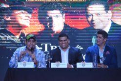 Fernando Villalona, Sergio Vargas y Eddy Herrera podrían unirse para producir un disco de boleros a propósito de «Tres románticos»