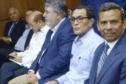 Las medidas de coercion dictadas por el juez Francisco Ortega contra imputados por supuestos sobornos de Odebreecht en RD