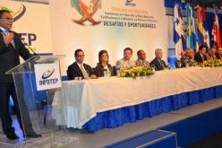 Educación y formación técnico profesional dan sustentoa a aprendizaje permante, según Rafael Ovalles, director de Infotep
