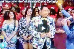 (Video) El Pachá «se come vivo» al alcalde David Collano porque no coloca publicidad en su programa