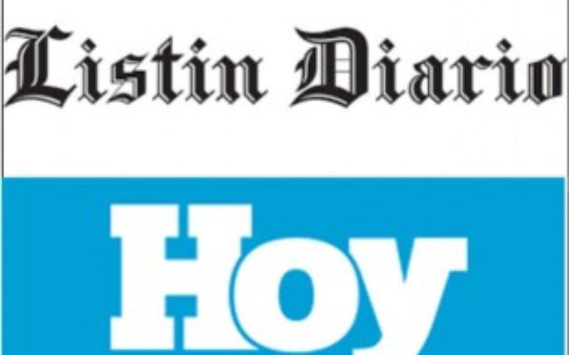 Periódicos impresos Listín Diario y Hoy dejarán de salir los domingos; se queda solo El Naciona de Ahora!