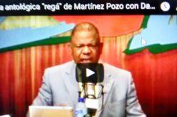 (Video) La antológica «regá» de Julio Martínez Pozo con el presidente Danilo Medina y parte de su entorno