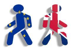 El libre tránsito de personas entre los países de la Unión Europea y Reino Unido termina en el 2019