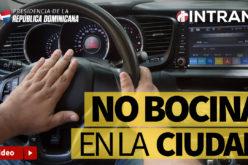 (Video) Ahora el conductor que haga bulla con la bocina de su vehículo puede salir multado