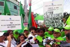 La Marcha Verde, si tiene las pruebas, debe «marcharle» a Reinaldo Pared…