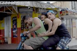 Un almuerzo a actores y productores de la película dominicana «Misión estrella»