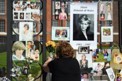 La Princesa Diana… Conmemoran en Londres el vigésimo aniversario de su trágica muerte