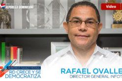(Video) Rafael Ovalles al frente de Infotep…