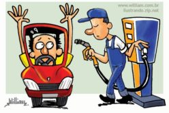 Aumentos del precio de la gasolina y el manido cuento de que «Cuando sube, sube; y cuando baja, baja»