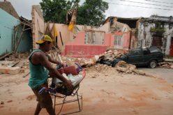 Colapsaron 5 mil casas por terremoto en México