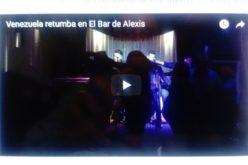 (Video) Venezuela retumba en el Bar de Alexis con la música de KY3