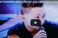 (Video) Lápiz Conciente le pide una casa a Danilo para el medallista de oro Audrys Nin Reyes