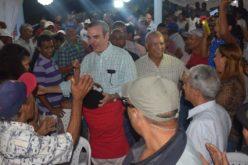 Luis Abinader sostiene RD requiere cambio que devuelva al pueblo la fe en el porvenir