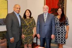 Ministro de Cultura sostiene encuentro con comisión de Acroarte