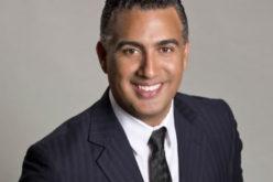 Francisco Vásquez, el presentador y productor de tv, también es cantante…