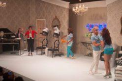 El musical «Anchoítas»… sigue…!