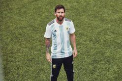 En fútbol, adidas revela los uniformes de los equipos para Copa Mundial Rusia 2018