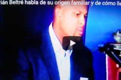 (Video) Adrián Beltré habla de su origen familiar y de cómo llegó a Grandes Ligas