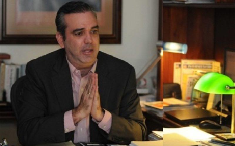 Luis Abinader propugna porque la Constitución «nunca más» sea reformada por apetencias personales