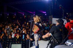 Fefita La Grande cerró con su merengue típico el Dominican Republic Jazz Festival 2017