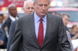 Bill de Blasio es reelecto como alcalde de Nueva York