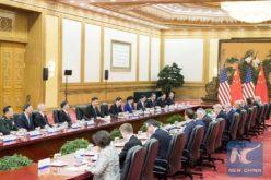 Resultados de visita de Donald Trump a China, según ministerio de Comercio del país anfitrión