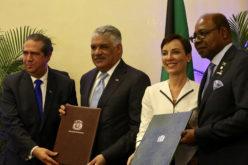 Jamaica y RD firma acuerdo de turismo multi-destino