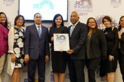 El PNUD y Conadis entregan el sello RD Incluye a entidades con prácticas inclusivas