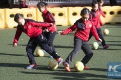 China tiene más de 20 mil escuelas para la enseñanza de fútbol