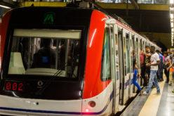 Vienen 30 nuevos vagones para el Metro de Santo Domingo