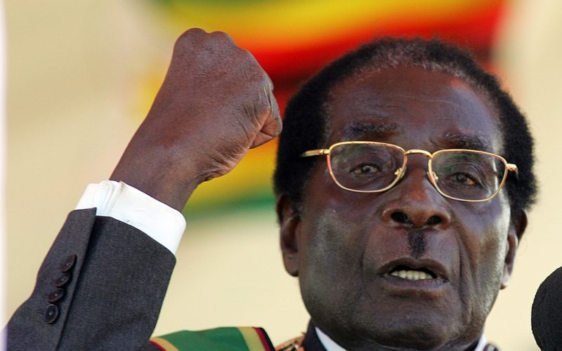 Mugabe y la naturaleza del poder