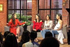 La bloggera y youtuber Glency Feliz participa en foro sobre la mujer latina en Univisión
