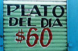Comida barata en RD: «PLATO DEL DIA $60»