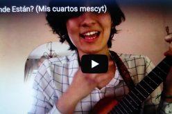 (Video) Becaria de RD en España pregunta al ministerio Eduación Superior en canción «Dónde están mis cuartos?»