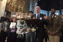 Manifestación en Nueva York en apoyo al concejal dominicano Ydanis Rodríguez