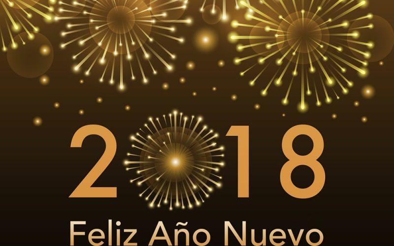Empecemos a transitar con optimismo el 2018…!