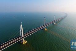 China tiene el puente marítimo más largo del mundo