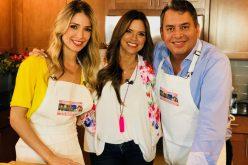 Daniel Sarcos y Alessandra Villegas… El amor…