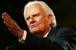 El presidente Medina expresa pesar por fallecimiento del evangelista Billy Graham en carta a su homólogo Donald Trump