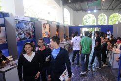 UNIBE arrancó con su feria de ofertas para estudiantes