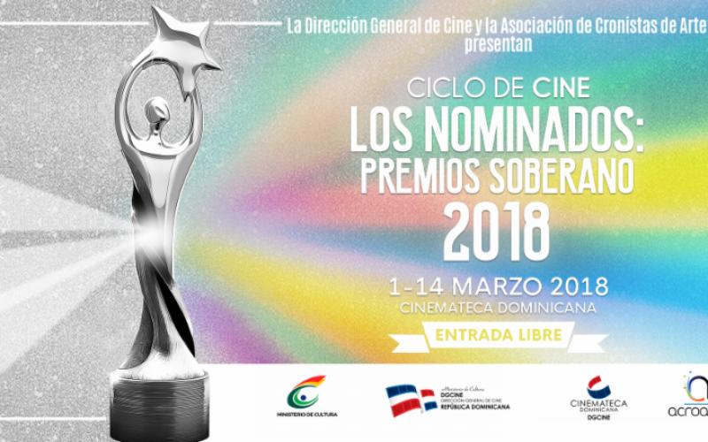 Hoy inicia ciclo de cine con las películas nominadas al premio Soberano