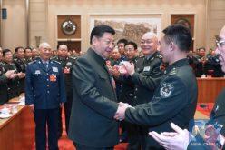 Xi Jinping, presidente de China, quiere «un ejército poderoso» con integración a la población civil