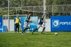 En fútbol, Copa Universitaria Popular; auspicia Banco Popular, incluye división femenina y participan 22 universidades