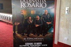 Los Hermanos Rosario al Teatro Nacional a celebrar su 40 aniversario… ¡La Dinastía…!
