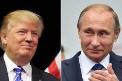 Dicen que Donald Trump propuso una reunión con Vladimir Putin en  la Casa Blanca