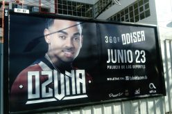 Ozuna, «Criminal», al Palacio de los Deportes en junio próximo