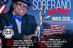 El Gran Soberano USA Tour de Sergio Vargas inicia este jueves… Aquí tienen su itinerario…