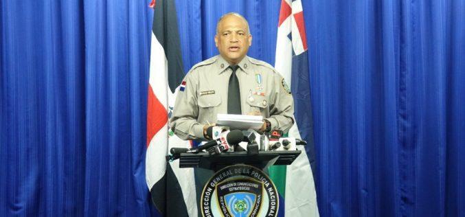 Policía tras desconocidos que hirieron al vocero de la Armada Dominicana y a un hijo suyo en intento de asalto