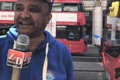 Zabala Al Día, el mismo José Zabala, siguiendo la Boda Real desde Londres…